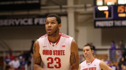 Amir Williams is set for his final year at Ohio State