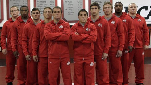 Your 2014–15 Ohio State Buckeye wrestling team