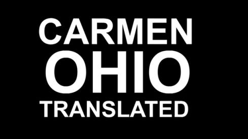Carmen Ohio, translated