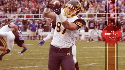 Hausmann continues to be Ohio State's top target at TE for 2016.