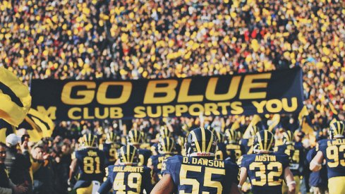 Michigan might be at rock bottom, Ohio State insists the Wolverines, as always, will give it their best punch Saturday.