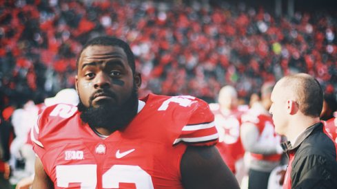 Fourth-year juniors Antonio Underwood and Chris Carter will take the field at Ohio Stadium for the last time Saturday against Michigan.
