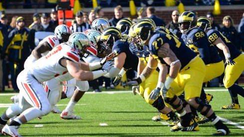 Controlling the line of scrimmage will be a key focus for both teams