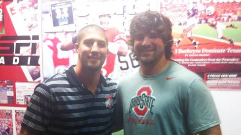 Ohio State walk-on defensive lineman Kosta Karageorge has been reported missing.