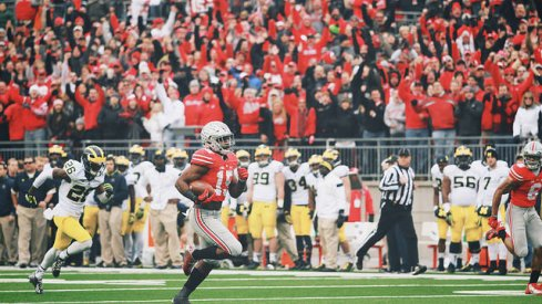 EzE sealed the victory for OSU against their biggest rivals