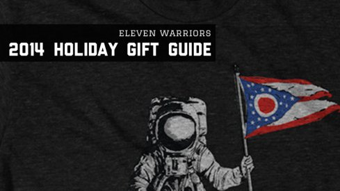 The Eleven Warriors 2014 Holiday Gift Guide for the special Buckeye fan in your life.