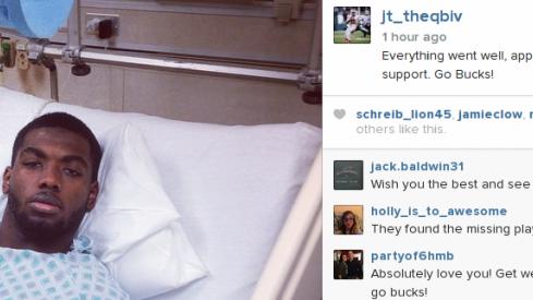 Get Well Soon, JTB4
