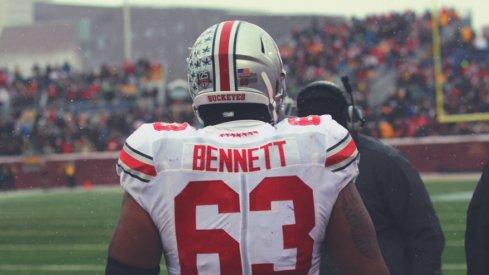 Michael Bennett and others must provide leadership for shaken Buckeyes.
