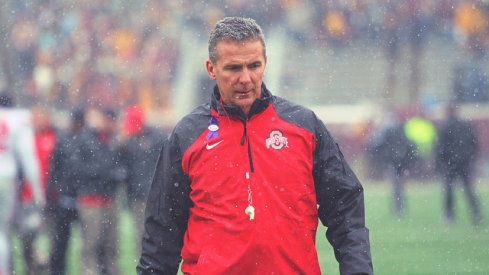 Urban Meyer talked having faith in Cardale Jones and Ohio State's tricky backup quarterback situation Wednesday.
