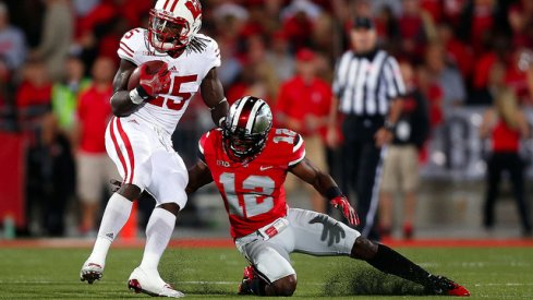 Ohio State's Big Ten title and playoff aspirations are at stake against Wisconsin.