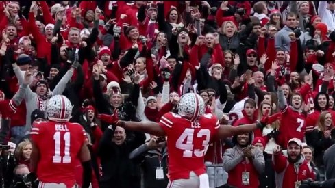 Get #HYPE for the Big Ten Championship.