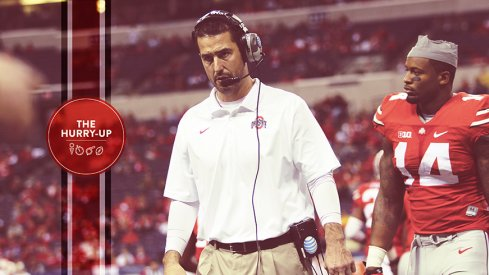 Luke Fickell and the Buckeyes are on the recruiting trail.