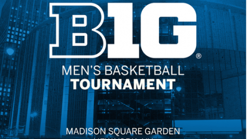 B1G tourney at MSG