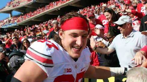Joey Bosa is Ohio State's first unanimous All-American since 2007 and 27th in school history. He's only a sophomore.
