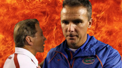 Saban, Meyer –this is what college football means.