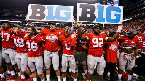 Video highlights from Ohio State's Big Ten Championship win.