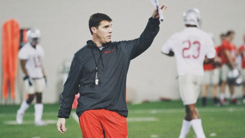Ohio State co-defensive coordinator Chris Ash interviewed for the Colorado State job, per ESPN's Brett McMurphy.