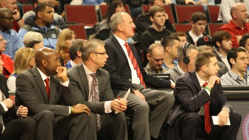 Thad Matta has some control over nonconference scheduling.