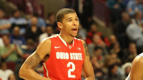 Marc Loving has been solid for Ohio State.