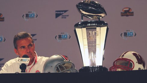 "After basking in Big Ten glory, Ohio State's mission of ""The Chase"" continues. Perhaps it always will."