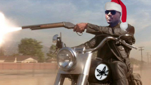 merry christmas from CARDALE KRIGEL