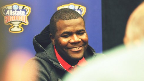 From third string to starting in the Sugar Bowl, Ohio State quarterback Cardale Jones reflected on a long, winding and somewhat unintended journey to now.