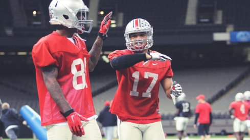 Corey Smith and Jalin Marshall are ready for the Sugar Bowl.