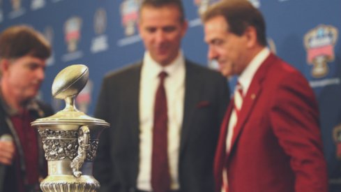 The Sugar Bowl has stoked an old flame between Urban Meyer and Nick Saban.