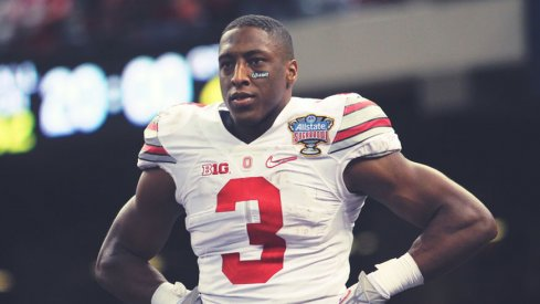 Ohio State's Michael Thomas came up big against Alabama in the Sugar Bowl.