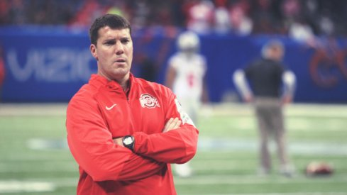 Ohio State Co-Defensive Coordinator Chris Ash