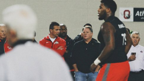 Urban Meyer and Chip Kelly became friends in 2011.