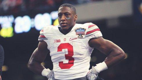 Ohio State wide receiver Michael Thomas