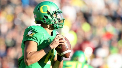 Can Ohio State slow down Mariota and the uptempo Ducks?