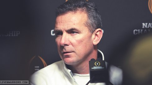Urban Meyer and the Buckeyes took on Dallas today.