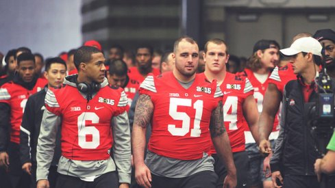 The subdued swagger of Buckeye football, as curated by Urban Meyer.