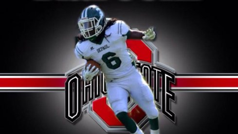 Kareem Walker, the top-ranked RB in the 2016 class, committed to Urban Meyer and Ohio State Monday night.