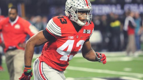 Darron Lee has been a beast especially on 3rd down.