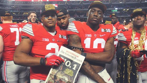 McMillan, Slade and Holmes all trusted in Urban Meyer's plan.