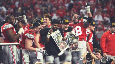 The Buckeyes are partying and you're invited.