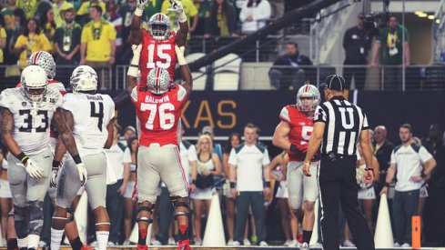 Ohio State's the king of college football and, as such, it should tug along the rest of a conference that's slowly improving.