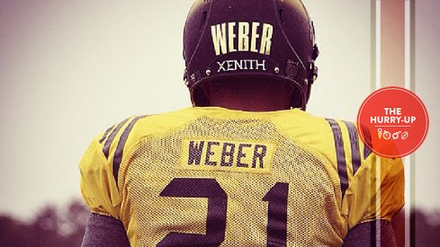 Weber is still the Buckeyes preferred choice.