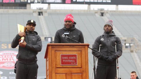 "Braxton Miller, Cardale Jones and J.T. Barrett: Ohio State's ""Magnificent Three"""