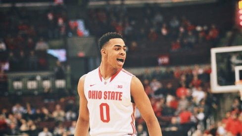 D'Angelo Russell is budding into a star for Ohio State.