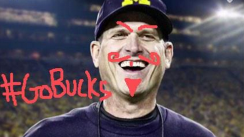 Jim Harbaugh, owned viciously by an internet troll