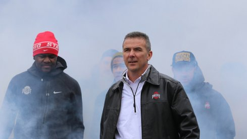 urban meyer, recruiting legend
