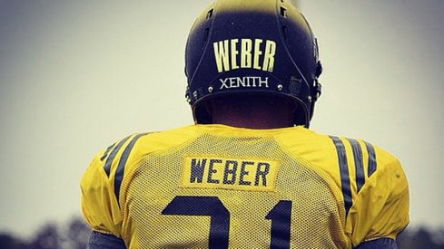 Mike Weber has broken his silence