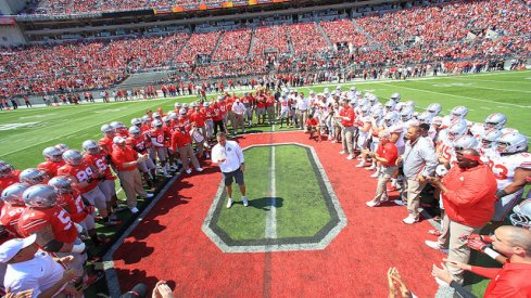 Urban Meyer and the circle drill.