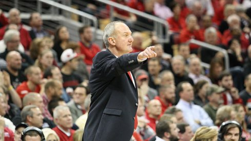 Thad Matta and Ohio State.