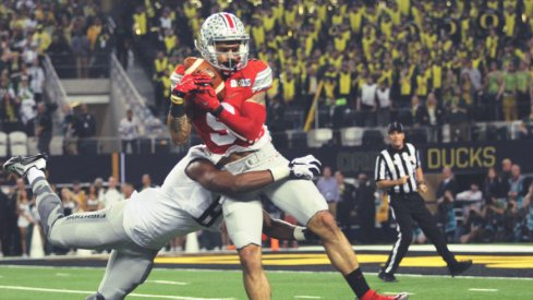 It won't be easy to replace Devin Smith's big-play capabilities.