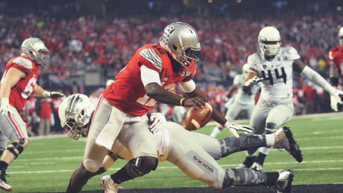 The Iron King, Cardale Jones, First of His Name, Poacher of Badgers, Controller of Tides, Slayer of Ducks, Troll Sultan, and 12th Son of Ohio